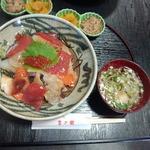 さかな処 まさ常 - さかな丼 1890円