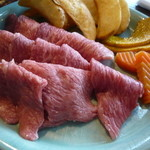 レストラン四季 - 料理写真:飛騨牛焼肉定食