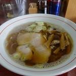 中華そば たく味 - 料理写真:和風中華600円