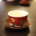 つる幸 - お香煎茶