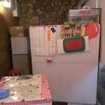アップルファーム軽井沢(夏季限定ショップ) - 少しゴチャっとした感じの家庭的なお店。