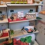 アップルファーム軽井沢(夏季限定ショップ) - 売りは発酵ジャム