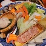 Sakanaichiba - ◆海鮮ちゃんこ鍋