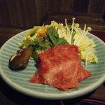 扇温泉 おおぎ荘 - 晩御飯
