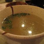 蒼天 - 鳥スープ