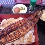 さくら庵 城山 - 近畿大学の穴子★真穴子丼