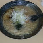 よしめん - 味噌ラーメン 700円