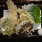 泉仙 - 天ぷら