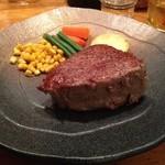 ステーキももの木 - 和牛テンダーロイン250g