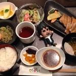 阿波膳ODORI - 阿波尾鶏御膳  旅の〆は徳島さんの鶏肉で