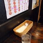 Bar Andy - 卓上