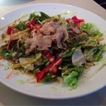 PALETTE.. - 料理写真:有機野菜のサラダ仕立てのパスタ
