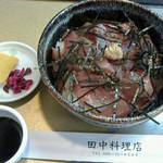 23106948 - かつお茶漬け(700円)