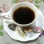 欧風家庭料理 VON - ホットコーヒー