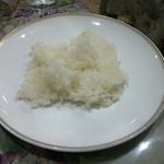 欧風家庭料理 VON - ライス