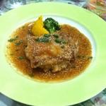 欧風家庭料理 VON - チキンの和風ごま醤油