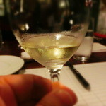 Bistro a vin EAU ROUGE - 最初は変化球、シードルだった