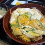 次郎長寿司 - 親子丼:550円も好きです