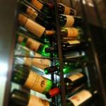 ビストロ ア ヴァン オー ルージュ - 高級ワインも豊富に取り揃えている店だった
