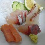 次郎長寿司 - 刺身の内容はその日によって変わります