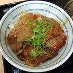 吉野家 - 豚丼小盛