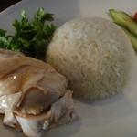 海南鶏飯食堂M - ≪海南鶏飯食堂M@六本木≫
