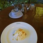 カフェ ラ・ボエム - 11月は紅茶でセミフレッド