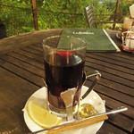 カフェ ラ・ボエム - ホット・ワインで暖まりましょ