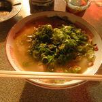 ポン太 - 料理写真:チューシューメン800円