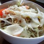 SCENA - 日替わりパスタランチのサラダ