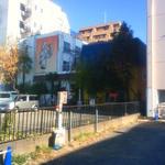23113597 - 店の裏口(っぽい)。