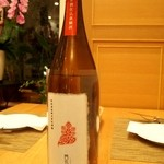 トラットリア・アルモ - 食後に新政の「貴醸酒」を呑む(2013年12月)