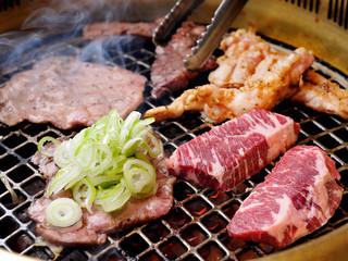 焼肉 いっぽん - お肉を美味しく焼き上げるため道具にも気配り