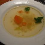 ブロンコ - スープ コンソメ強い