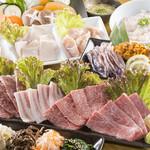 原価市場 - 料理写真:宴会にぴったり! ゆったりと座って料理とお酒が堪能できます