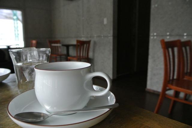 cafe lon カフェ ロン ロープウェイ入口 コーヒー専門店 食べログ