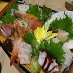 魚や一丁 - 飲放付4000円コース料理5※4人分
