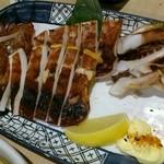 魚や一丁 - 飲放付4000円コース料理8※4人分