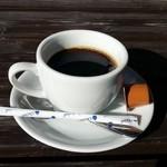 てぃーだ - ランチのホットコーヒーは200円