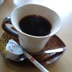 23121121 - ランチのコーヒー