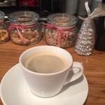 イタリア家庭料理 addu mamma - ランチ後のコーヒー