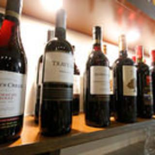 【世界各国の厳選ワインを多数取り揃えております】