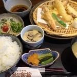 23125326 - 天ぷら定食