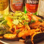 ダオタイ - 料理写真:海鮮サラダ!