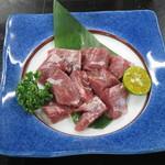 赤瓦 - 黒琉豚アグーのホホ肉