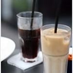 シエロイリオ - アイスコーヒー、アイスラテ