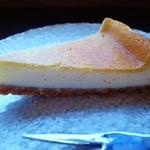 フロッグ カフェ - チーズケーキ