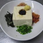 赤瓦 - ハンチョウ豆腐