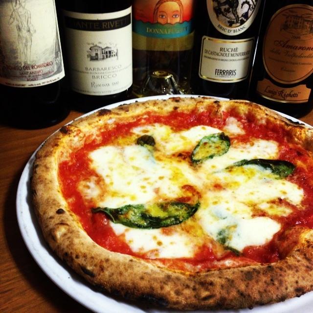ヴォメロ - Pizza Margherita