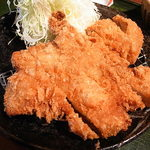 牛とん亭 - ロースカツ200g